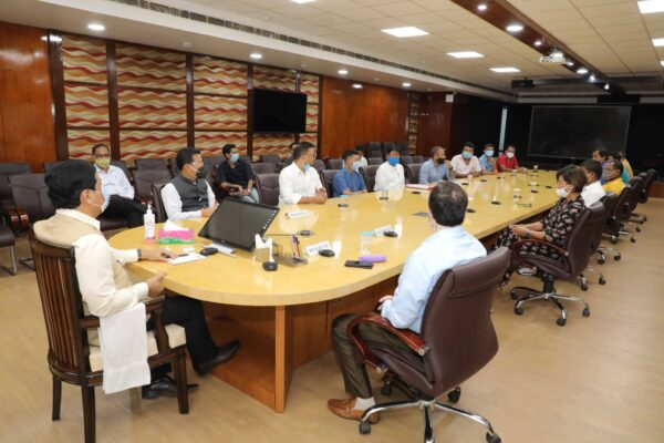 Assam CM Sonowal directs a committee for taking forward mobile theatre industry